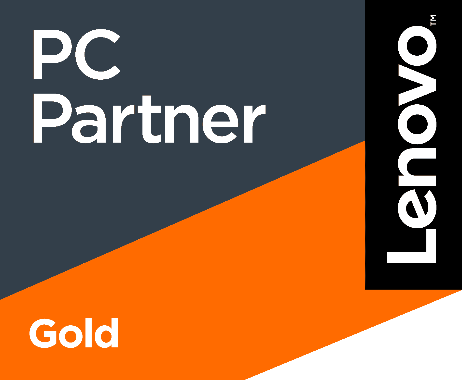 Lenovo Gold PC Partner