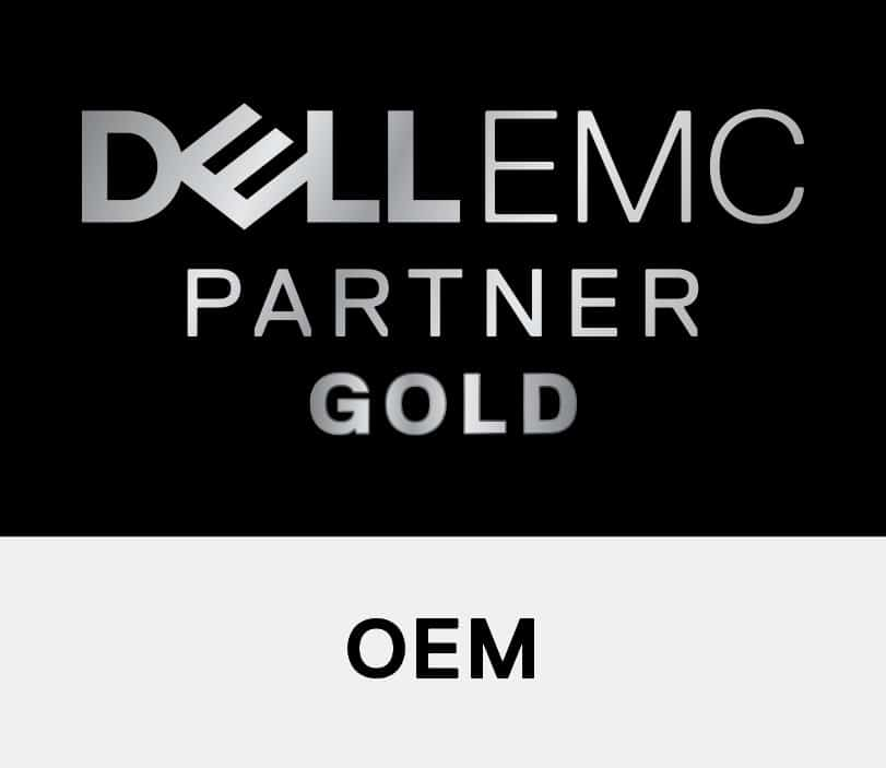 Dell EMC Partner Gold